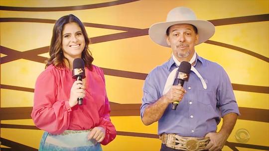 'Galpão Crioulo' reapresenta primeira parte do especial 'O Grande Encontro'