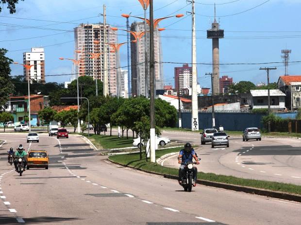 Iniciado em 2013, prolongamento da João Paulo II será entregue pelo Governo do Pará neste domingo - Radio Evangelho Gospel
