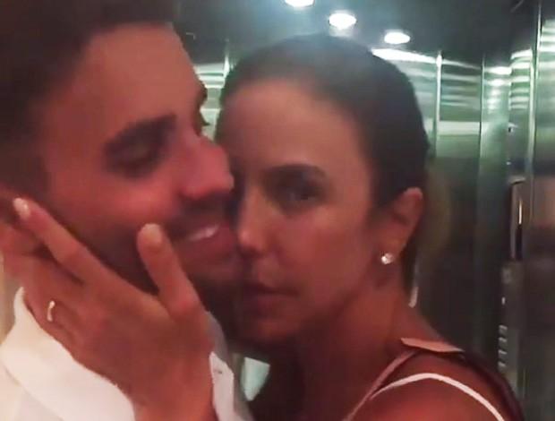 Ivete Sangalo e Daniel Cady (Foto: Reprodução/Instagram)