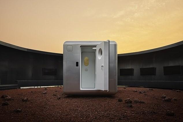 O Case MARS pode ser controlado pelo próprio celular (Foto: Reprodução WU Qingshan)
