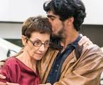 Cassia Kis e Renato Goes em 'Os dias eram assim' | TV Globo