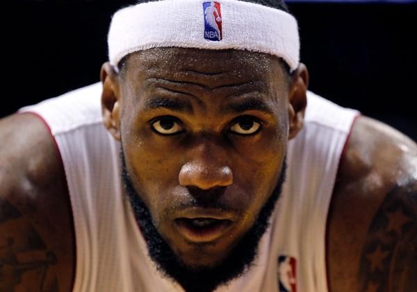 LeBron James  (Foto: Getty Images)