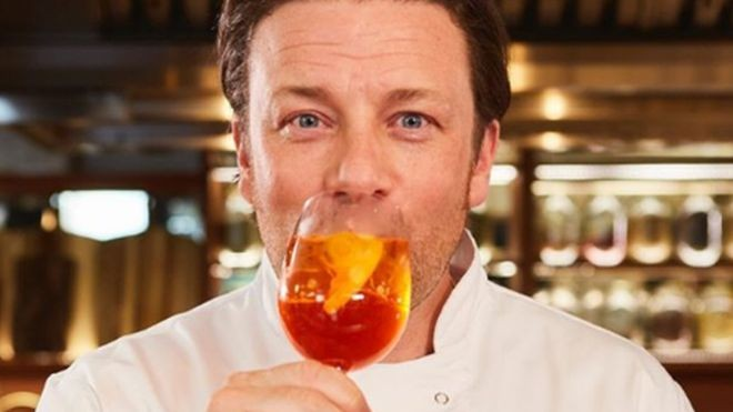 Grupo de Jamie Oliver inclui a marca Jamie's Italian, que opera no Brasil e não será afetada no país (Foto: JAMIE OLIVER RESTAURANT GROUP, via BBC News Brasil)