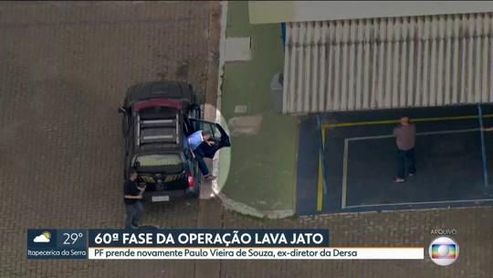 Doleiro diz ao MP que repassou R$ 1 milhão da CCR para Paulo Vieira