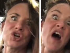 Atriz surta e pede para Britney Spears salvar o mundo de satã; vídeo (Instagram)