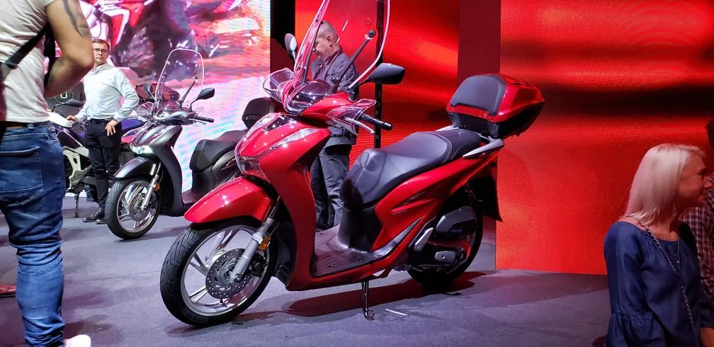 Honda SH150i - Photo: Rafael Miotto / G1