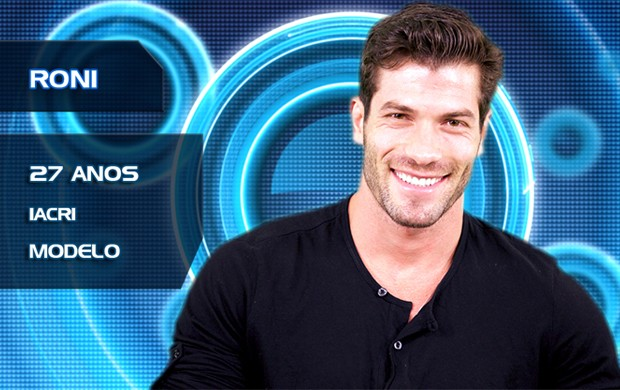 Roni (Foto: TV Globo/BBB)