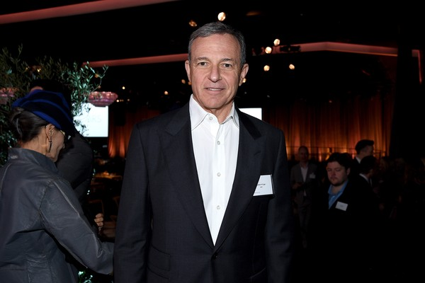 Bob Iger, CEO da Disney (Foto: Getty Images)