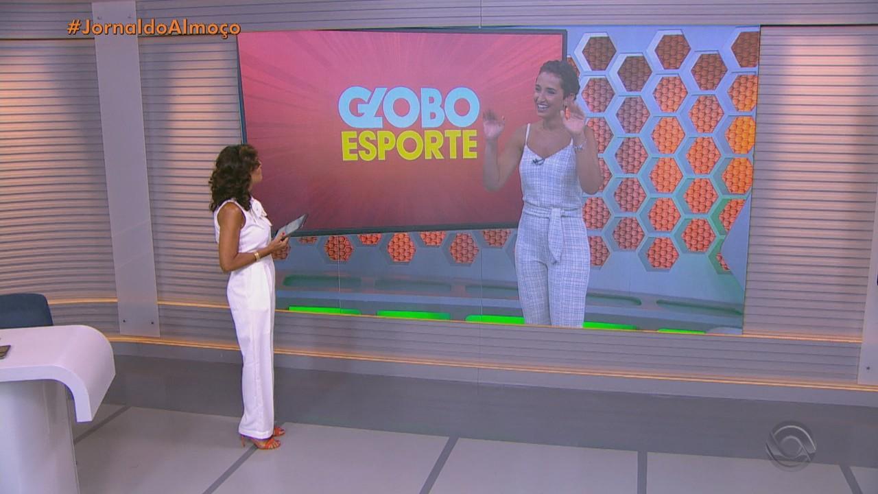 Confira os destaques do Globo Esporte RS desta sexta-feira (22)