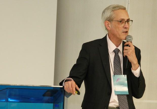 Xavier Fouger, diretor sênior da Dessault Systèmes (Foto: EEF)
