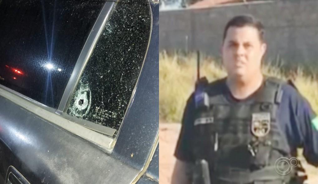 Secretário afastado por agredir jovem com tapa diz que teve carro alvejado em tentativa de homicídio