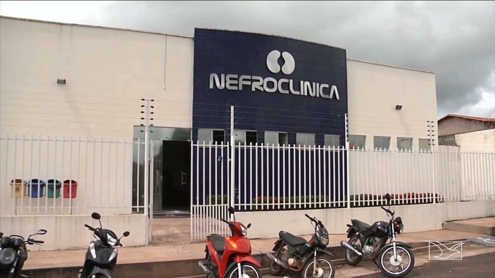 -  Nefroclínica dispensou o tratamento de hemodiálise a 18 pacientes em Codó  Foto: Reprodução/TV Mirante