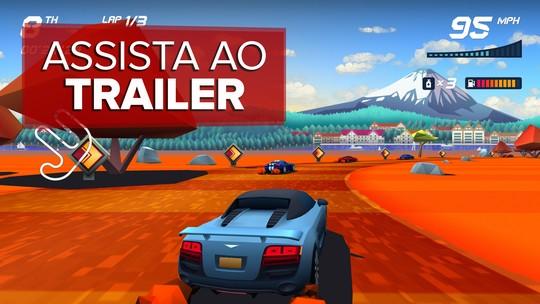 'Horizon Chase Turbo', game brasileiro inspirado em 'Top Gear', é lançado para PS4 com versão em caixinha