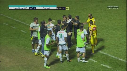 Com gol de ex-pontepretano, Luverdense volta a vencer e derruba Guarani do G-4
