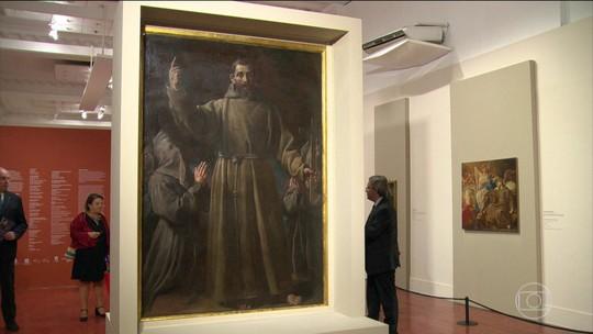 Um dos santos mais populares da Igreja Católica é o tema de uma exposição no Rio