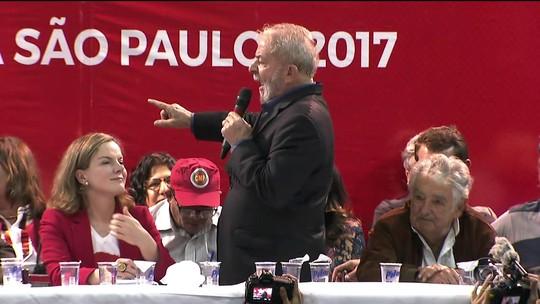 Lula faz duras críticas à Lava Jato e diz que operação não quer a verdade