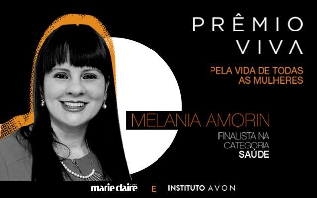 Melania Amorim (Foto: Silvana Martins)
