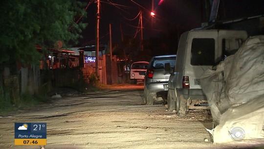 Mãe é morta e filho fica ferido em ataque a tiros em Porto Alegre