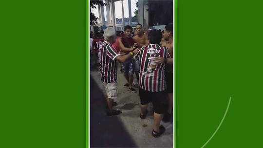 MP pede que polícia investigue agressão de flamenguista a torcedor do Fluminense