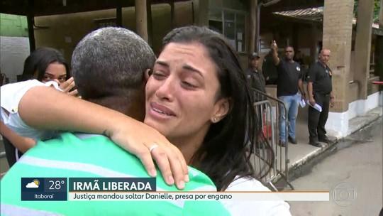 Após 11 dias, mulher presa ao ser confundida com irmã é solta no Rio