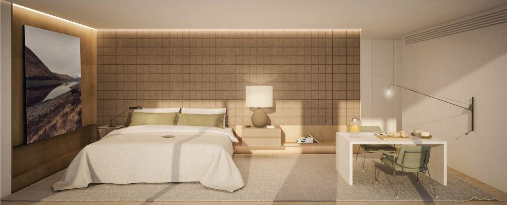 O novo apartamento de Sabrina Sato: confira um tour exclusivo pela obra! (Foto: Divulgação/Arthur Casas)