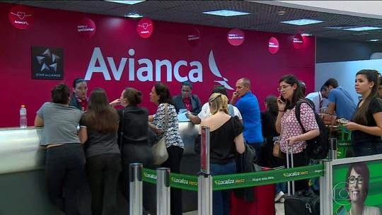 Anac suspende operação e todos os voos da Avianca Brasil