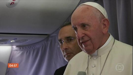 Papa pede perdão aos ciganos por discriminações e maus-tratos ao longo da história