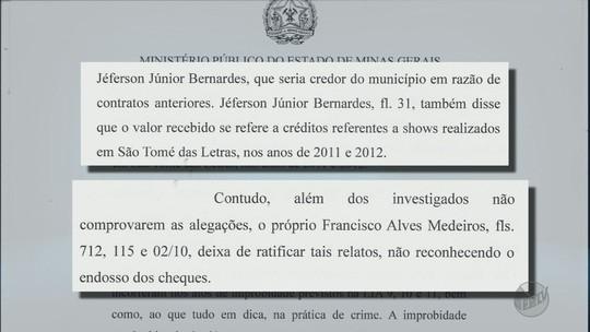 Justiça bloqueia bens de empresário e de ex-prefeito de São Tomé das Letras, MG