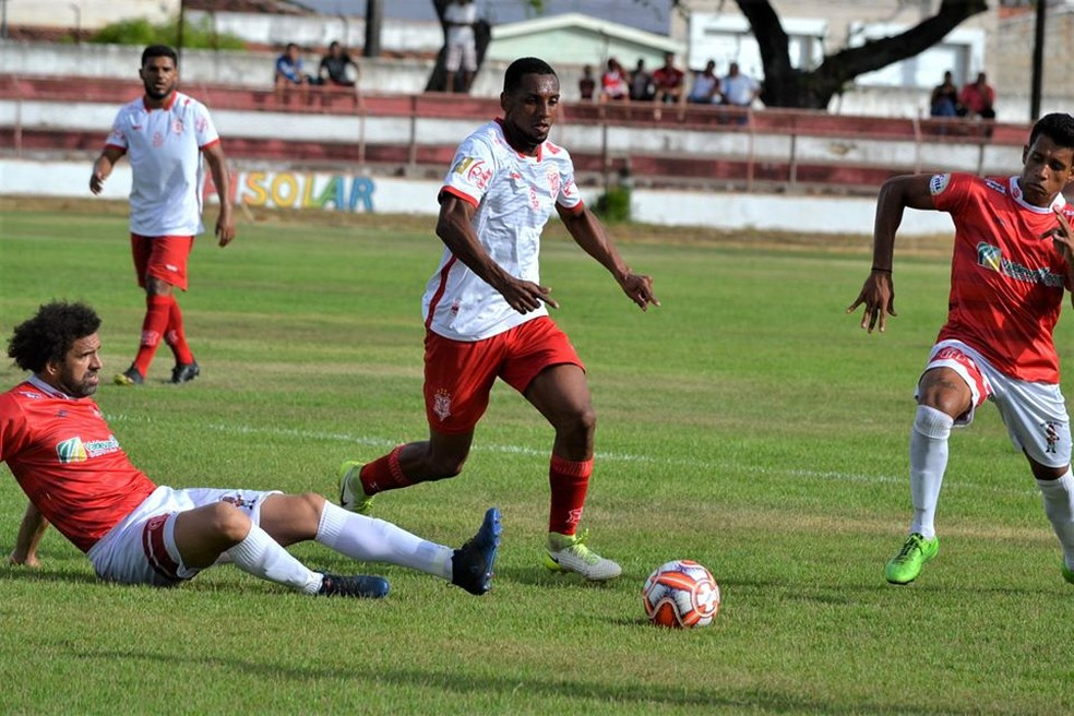 Anselmo Tadeu é a aposta de gols no Sergipe para 2020 — Foto: José Maria Marques