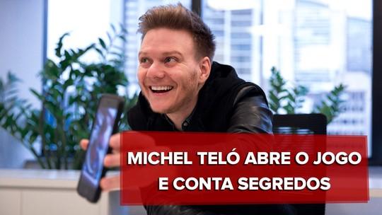 Michel Teló fala de medo de avião, queda de palco e outros 'segredos'