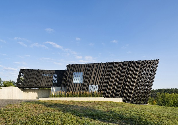 Sleeve House (Foto: © Michael Moran)
