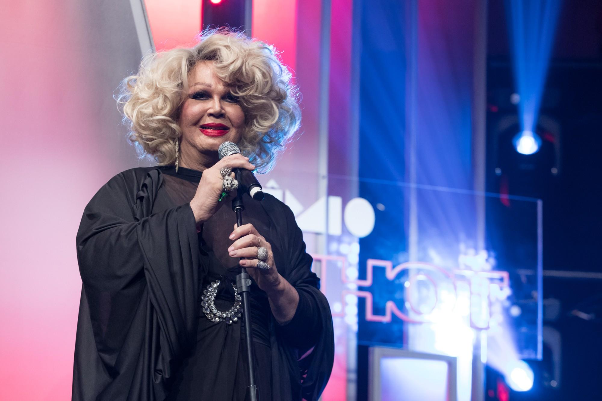 Jane di Castro, atriz e cantora, morre no Rio, aos 73 anos
