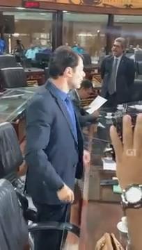 Deputados batem boca durante sessão na Aleac após projeto da LDO ser desarquivado - Notícias - Plantão Diário