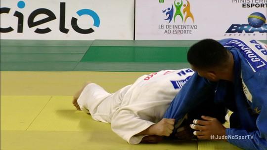 Revanche japonesa: Japão faz 4 a 3 sobre o Brasil no último dia do Desafio Internacional de Judô