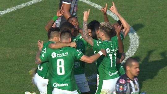 """Análise: Carpini opera milagre, """"devolve"""" Guarani à Série B e livra cara de quem quase afundou time"""