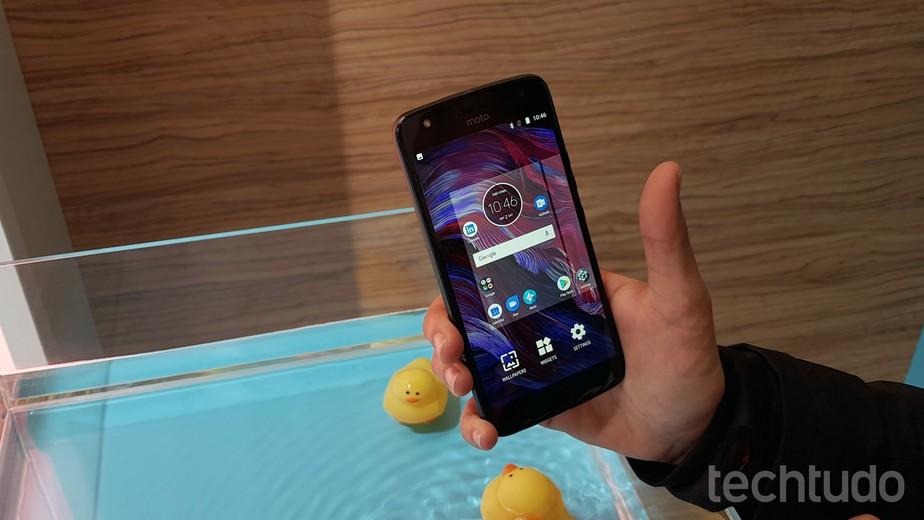 Motorola faz lançamento do Moto X4 no Brasil; preço sugerido é de R$ 1.699