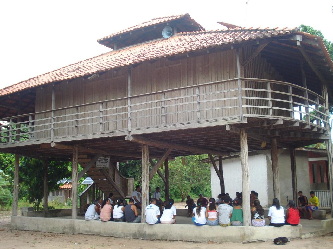Projeto para formar 'pontos de articulação cultural' é desenvolvido em comunidades de Santarém