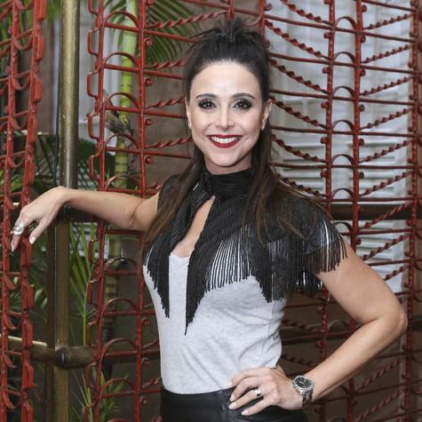 Alexandra Martins (Foto: Globo / Reginaldo Teixeira)