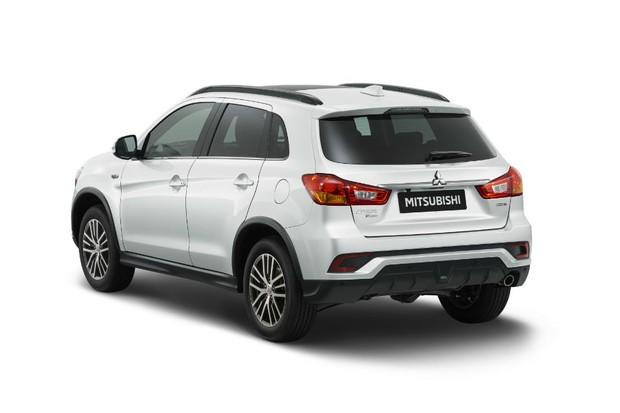 Mitsubishi ASX (Foto: Divulgação)