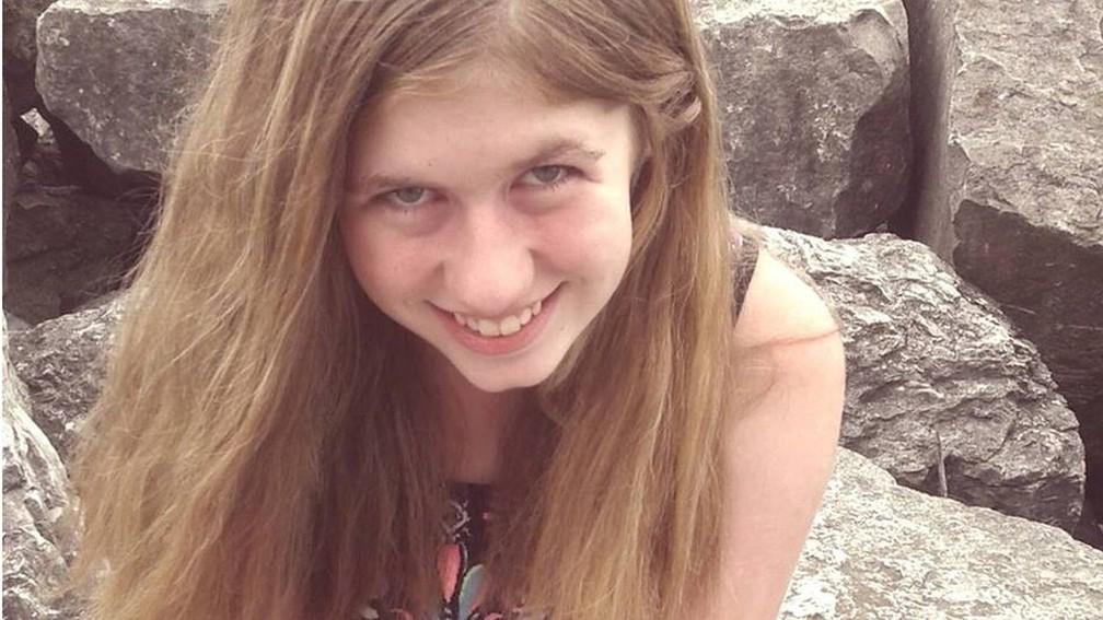 Jayme Closs desapareceu em 15 de outubro — Foto: AFP