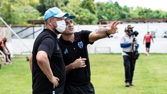 Foto: (John Wesley/Paysandu)
