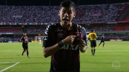 Veja os gols desta quinta-feira pela Copa do Brasil e Libertadores
