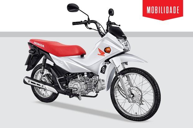 Especial Mobilidade - Motos - Honda Pop 110i (Foto: Divulgação)