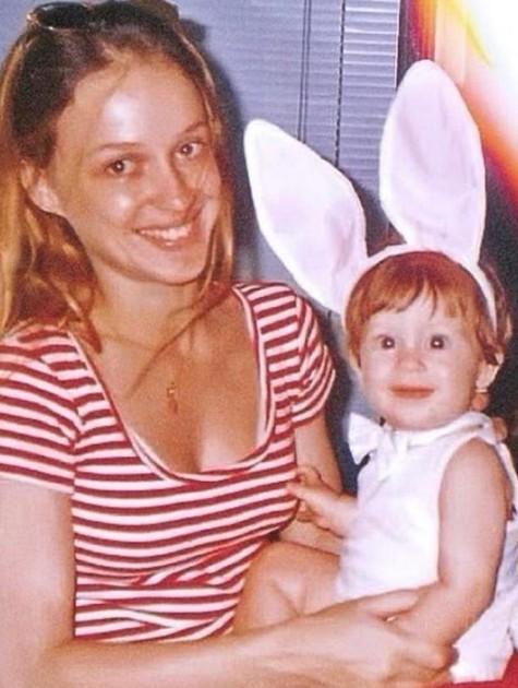 Marina Ruy Barbosa com a mãe, Gioconda (Foto: Reprodução/Instagram)