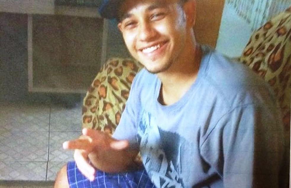 Roberth Lincoln Barroso Oliveira, o 'Chuchu', fazia parte da quadrilha (Foto: Divulgação/Polícia Civil)