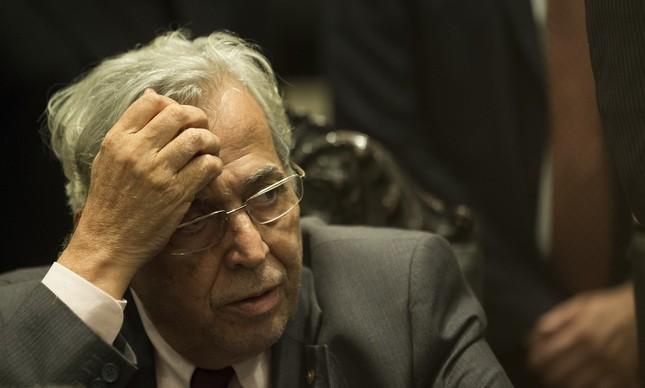 Eurico Miranda não gostou da demissão de seu ex-contador