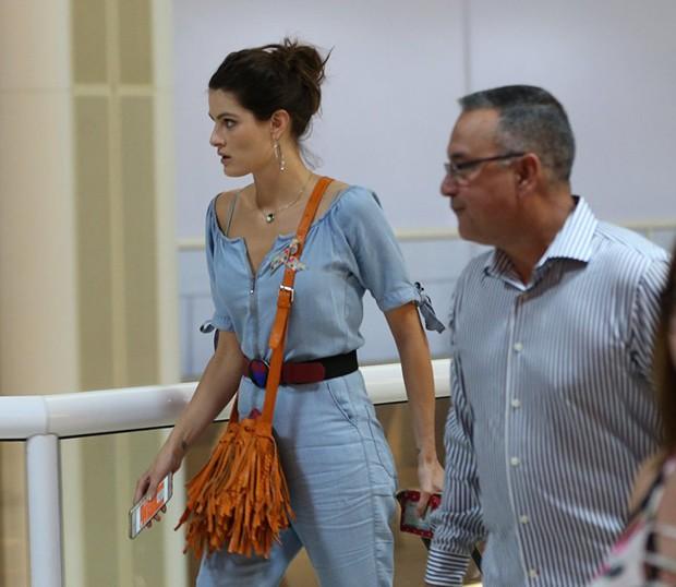Isabeli Fontana (Foto: André Freitas/ AgNews)