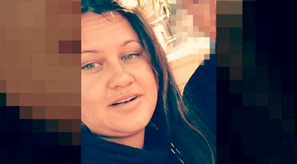 Angélica Mendes Teodoro, de 27 anos, foi atingida por dois disparos, na cabeça e abdômen, e não resistiu ao ferimentos — Foto: Arquivo pessoal