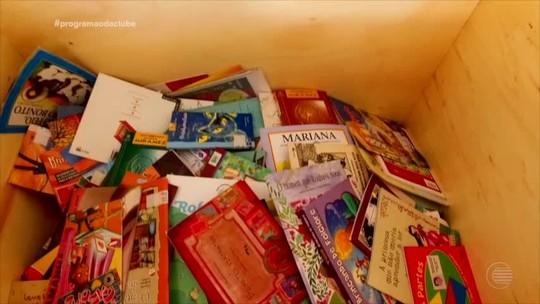 Campanha 'Ler é um Programão' sensibiliza adultos, jovens e crianças