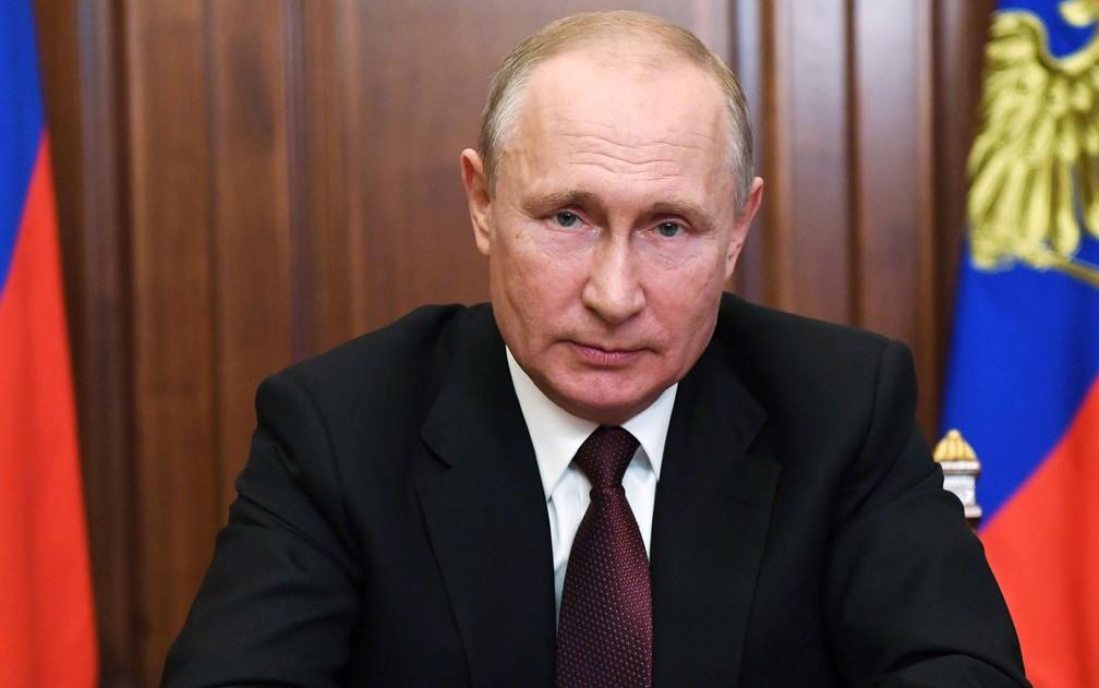 A Votacao Que Pode Deixar Vladimir Putin Por Ate 36 Anos No Poder Na Russia Mundo G1